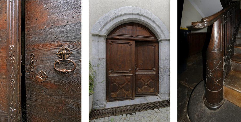 Bastide de Tardets - 3 portes