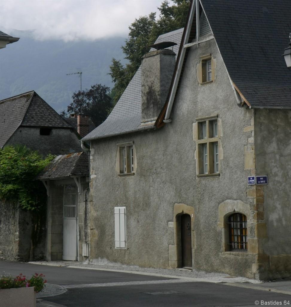 Maison Gervine à Lestelle-Bétharram