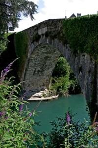 Lestelle-Bétharram, le pont vieux