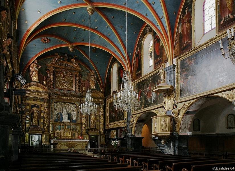 Lestelle-Bétharram, le sanctuaire